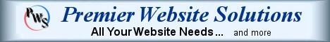 Premier Website Solutions - all your website needs, and more